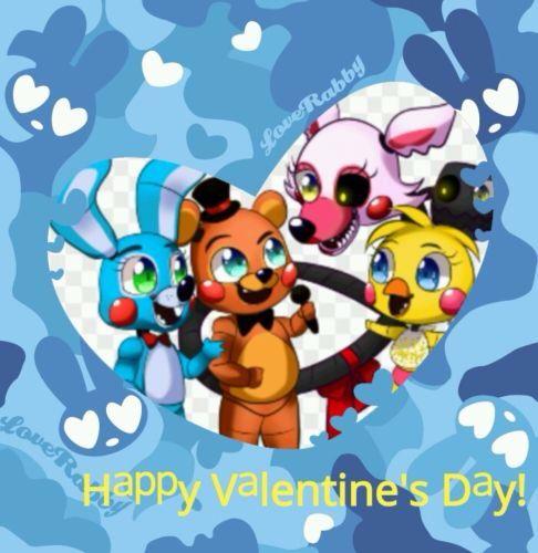 FNAF. Valentines Day | FNAF | Pinterest