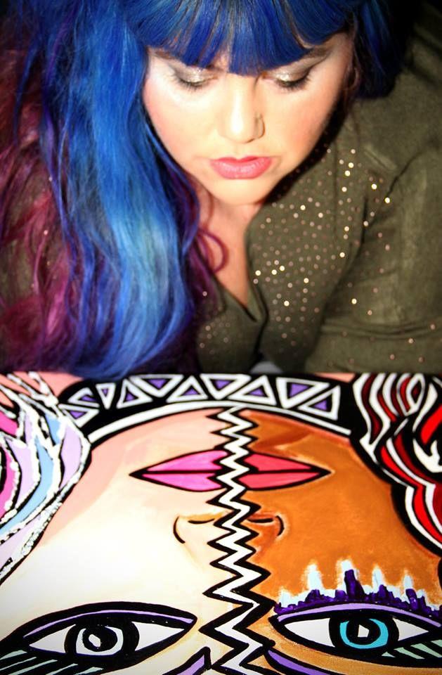 Meet OTV Artist-in-Residence Charlotte Farhan