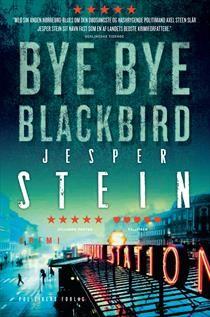 Bog 2 - Bye bye blackbird - krimiserien med Axel Steen