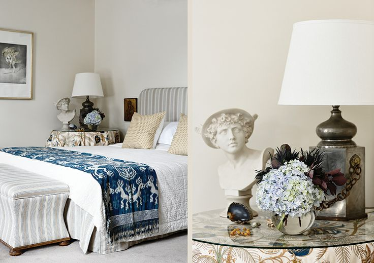 Adelaide Bragg & Associates #interiordesign #adelaidebragg #design #innercity #homedecor #apartment #bedside #bedroom