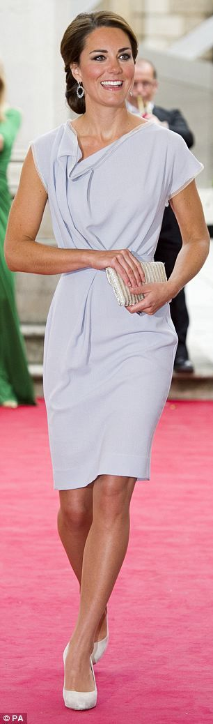 Duchess of Cambridge. She is one of my favorite person on earth maybe cause she's a Capricorn like me.... Ha-ha