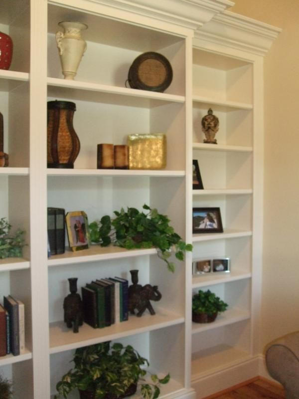 Built In Bookcases And Bookshelves Home Style Amp Design