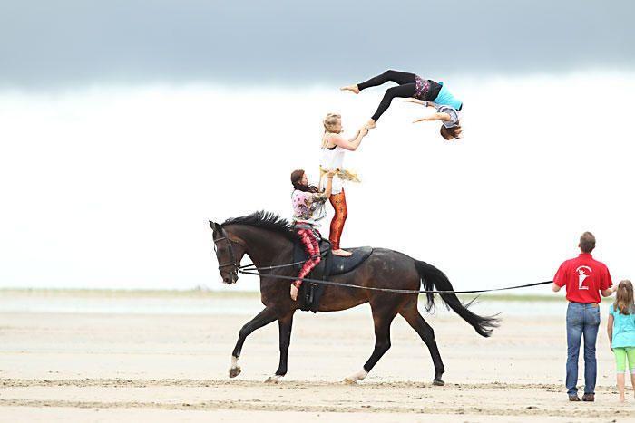 Equestrian Vaulting | 11-29-d1920-Voltigieren