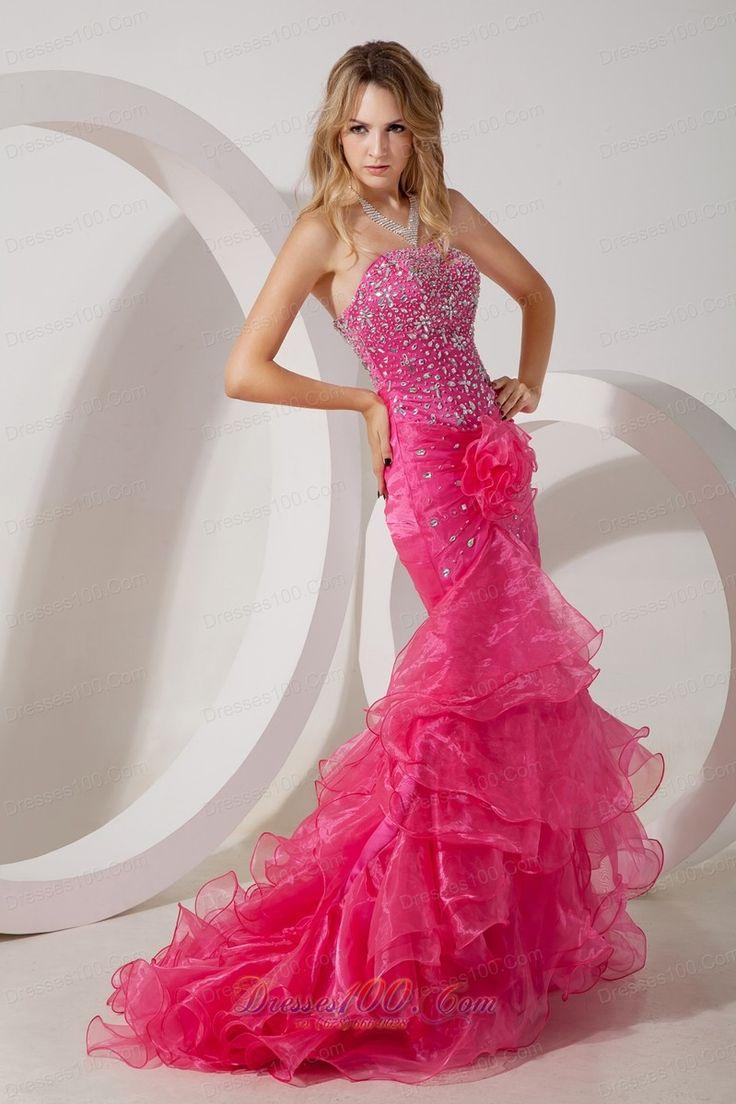 25 best Prom dresses images on Pinterest | Party wear dresses ...