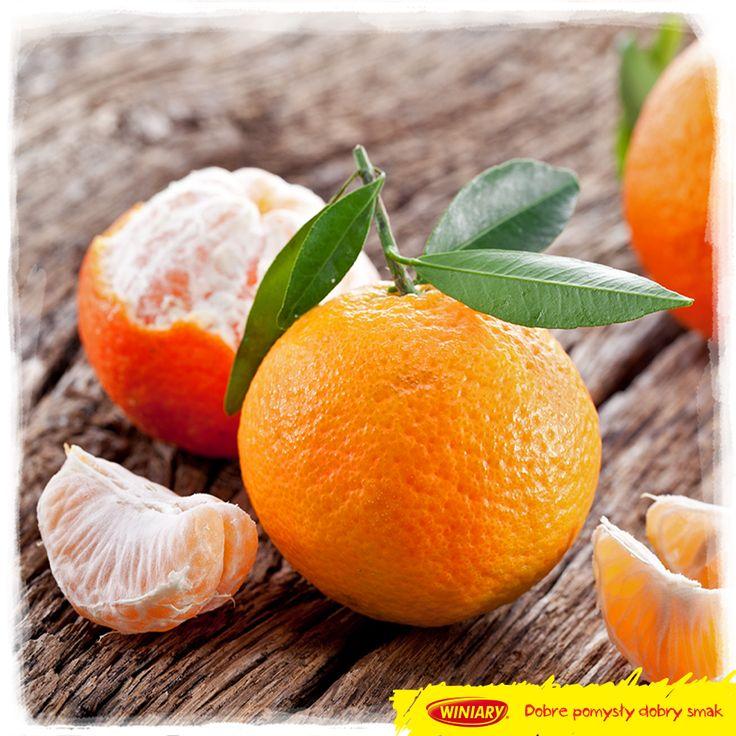 Zapach mandarynki - znak, że zbliżają się święta! Poczuliście już to? www.winiary.pl