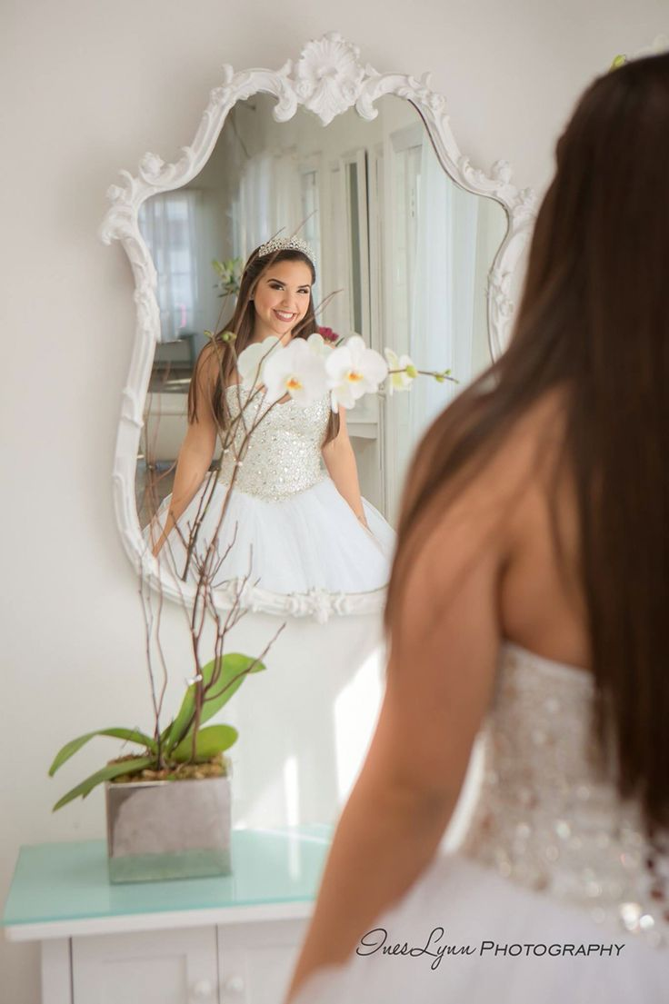 Quinceañera photography. Quinceañera photoshoot. Quinceañera photo ideas. Sweet…
