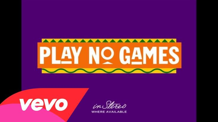 Big Sean - Play No Games ft. Chris Brown, Ty Dolla $ign. I must say...best. video. of the year!