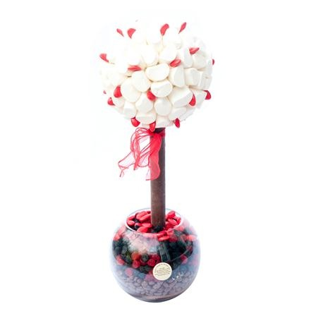 ACHICA | Sweet Trees Mallows & Dragee Tree, 65cm