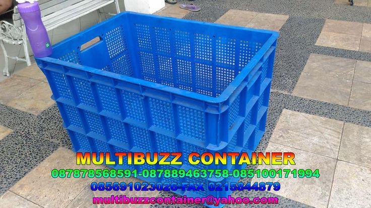 Multibuzz Container.Taman Alfa Indah F1/33 Joglo Jakarta Barat.telp -087878568591-085691023026-087889463758-fax :0215844879•Email : multibuzzcontainer@yahoo•com. suplier grosir keranjang container plastik ,pallet.drum.tong plastik,tong sampah …