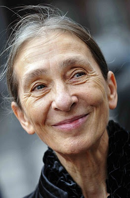 Pina Bausch - I want to make art in the way that she did...