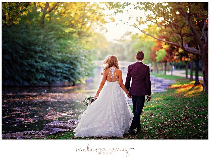 Victoria Park Pavillion Wedding | Melissa Avey Photography