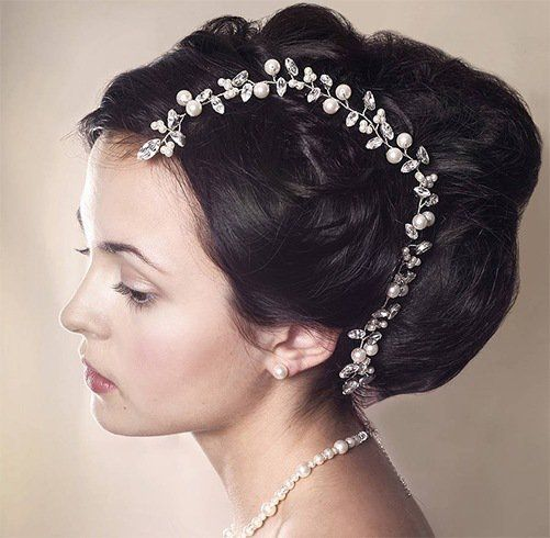 Best 25 Indian Wedding Hairstyles Ideas On Pinterest: 17 Best Ideas About Indian Bridal Hair On Pinterest