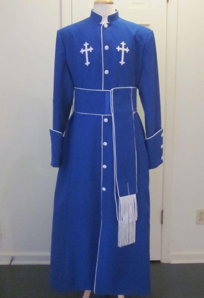 Preacher Halloween Costume