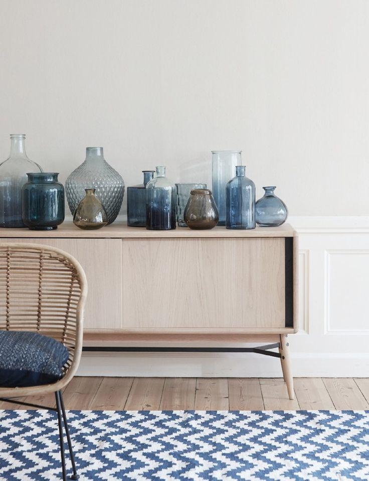 #Blau: Schöneschöne #Vasen