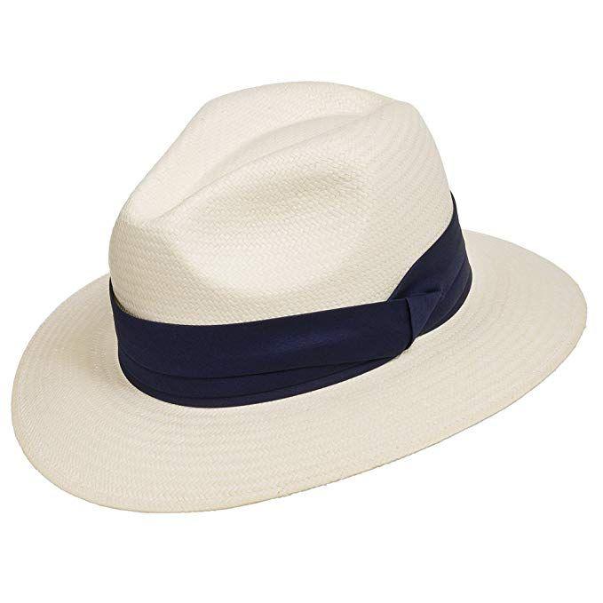 Ultrafino Monte Cristo Straw Fedora Panama Hat Review  27621eff13a