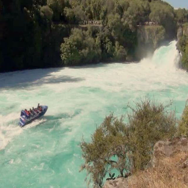 Natures Adrenaline Rush by Jodee Watts  Huka Falls Taupo New Zealand  #photooftheday #videooftheday #greatlaketaupo #taupo #sweetastaupo #jodeewatts #JoDWattsArt #destinationnz #landscapephotography #newzealandguide #wondersofourplanet #nztourism #bestplaces #destinationnz #gottalovenz #love #adrenaline #hukafalls #nature #amazingartofearth #landscape #hukafallsjet #newzealand #fun #extremesports #waterfalls