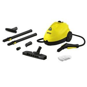 Karcher SC 1.020 Steam Cleaner - http://www.hall-fast.com/industrial-commercial-equipment/janitorial-equipment/professional-cleaning-solutions/karcher-carpet-cleaners-steam-cleaners/karcher-steam-cleaner/sc-1020/