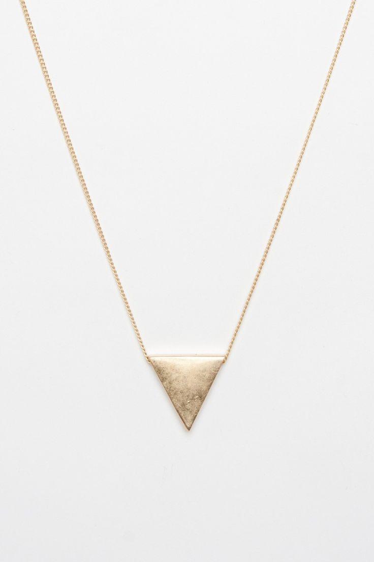 Triangulo Necklace