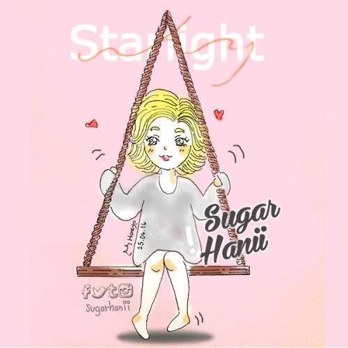 Baby Taeng on her swing from #starlight MV, too much cuteness #sugarhanii [ Taeyeon , why ]