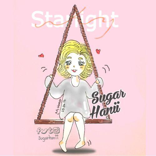 Baby Taeng on her swing from #starlight MV, too much cuteness #sugarhanii [ Taeyeon , why ]