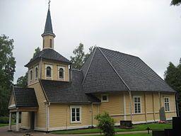 Östersundoms kyrka är en kyrkobyggnad i stadsdelen Östersundom i Helsingfors. 2003 fick kyrkan sitt nuvarande namn. - Träkyrkan har anor från 1600-talet men den nuvarande kyrkobyggnaden har byggts 1754 och är den äldsta i Helsingfors. 1895 grundrenoverades kyrkan och fick sitt nuvarande utseende. Centralvärme tillkom 1912 och elektrisk belysning 1948. Ännu en renovering genomfördes 1961. Kyrkans orgel är från 1969.