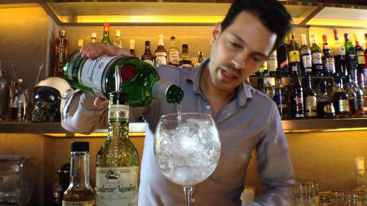 Gin Tonic - Receta Ginebra Tanqueray - Secretos del barman Martín Arvallo