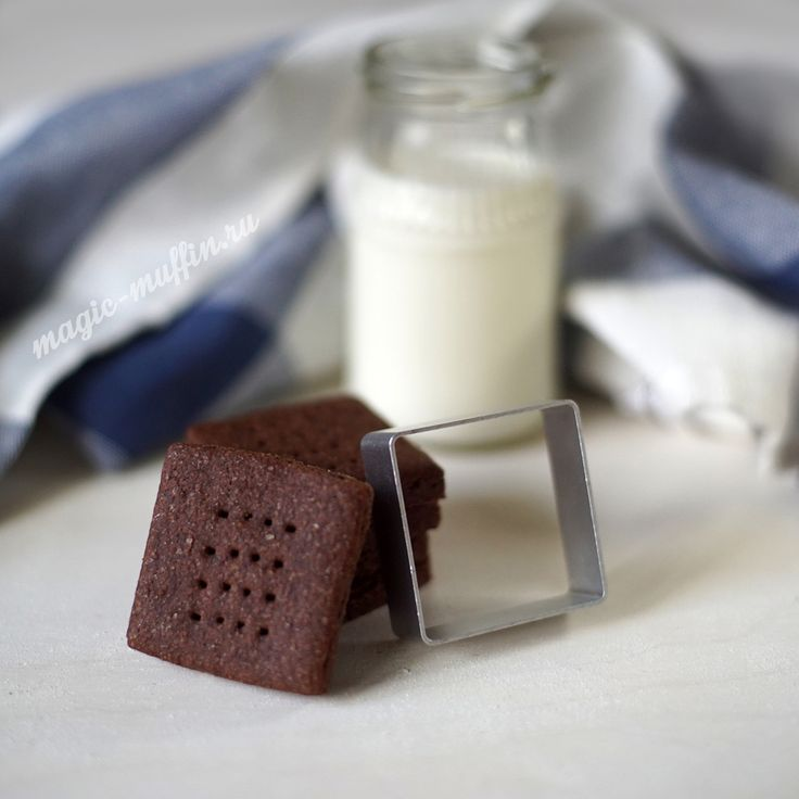 Форма для печенья Квадрат cookies chocolate  square milk