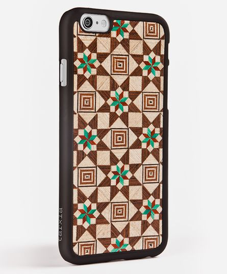 Sabika forest iPhone 6 case, handmade in Andalusia, by Tarxia