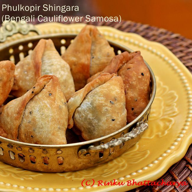 183 best indian food images on pinterest cooking food indian phulkopir shingara bengali samosas in a flaky nigella speckled pastry with a cauliflower filling forumfinder Images