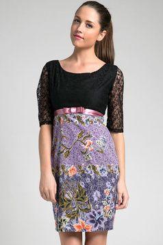 Batik lace dress | Kebaya dress |  dhievine for Berrybenka.com