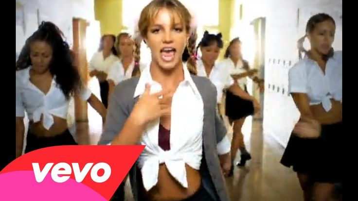 Britney Spears - ...Baby One More Time http://www.youtube.com/watch?v=C-u5WLJ9Yk4