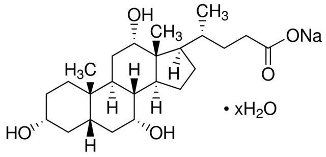 Sodium cholate hydrate PharmaGrade, Manufactured under