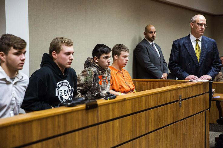 Five Michigan Teens Denied Bail by Judge in Connection to Overpass Death of Young Father of Four