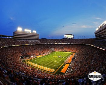 Tennessee: Neyland Stadium Picture at Tennessee Volunteer Photos
