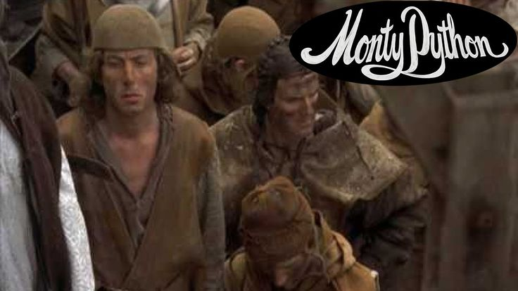 Witch Village - Monty Python and the Holy Grail