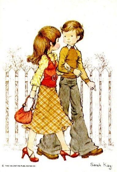 Sarah Kay y el amor