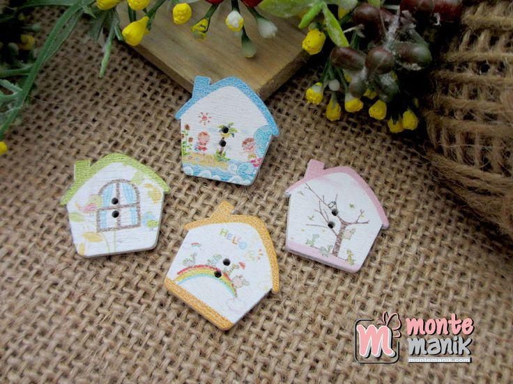 http://montemanik.com/product/kancing-kayu-fairy-house-kkn-053/ Kancing Kayu Fairy House Ukuran 2 x 2,5 cm Warna Campur Harga / 5 buah kancing  bahan kerajinan tangan, kancing hias, kancing kayu, kancing lucu, monte manik -  - #BahanKerajinanTangan, #KancingHias, #KancingKayu, #KancingLucu, #MonteManik -