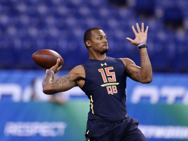 NFL 2017 Draft News: Power Ranking Top 10 Quarterback Prospects