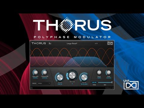 Take it to the Thorus with UVI's new 'polyphase modulator' plugin | MusicRadar