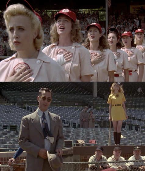 What the cast of A League of Their Own looks like today