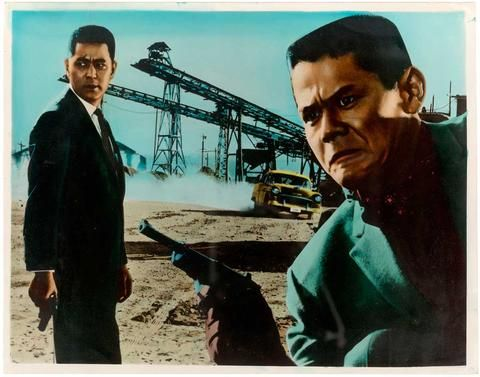 Japanese Film Noir #6