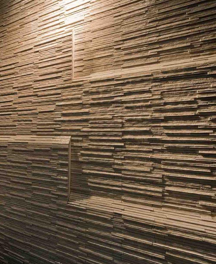 3d Architectural Wood Wall Panels | Sentousal Tiles ,3D   Tiles, Inax Tile,