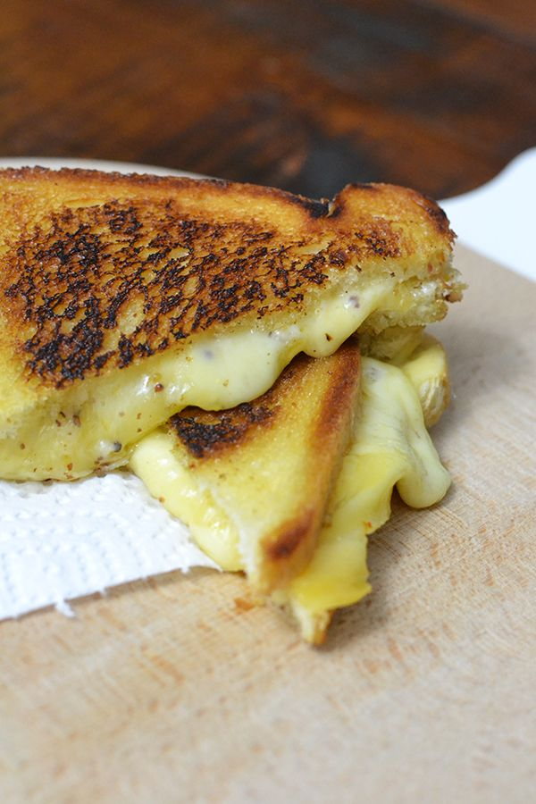 Dying to taste the Grilled Cheese from the movie Chef? Here's the recipe!