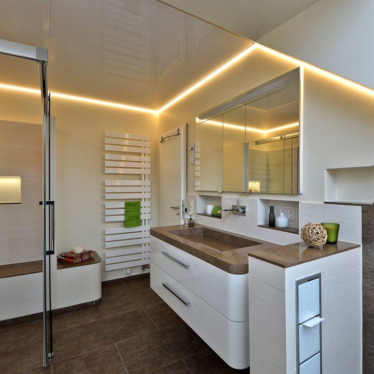 Die besten 25+ Streifenbeleuchtung Ideen auf Pinterest - indirektes licht wohnzimmer