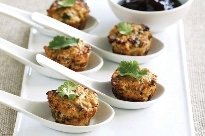 Hoisin Chicken & Mushroom Rissoles