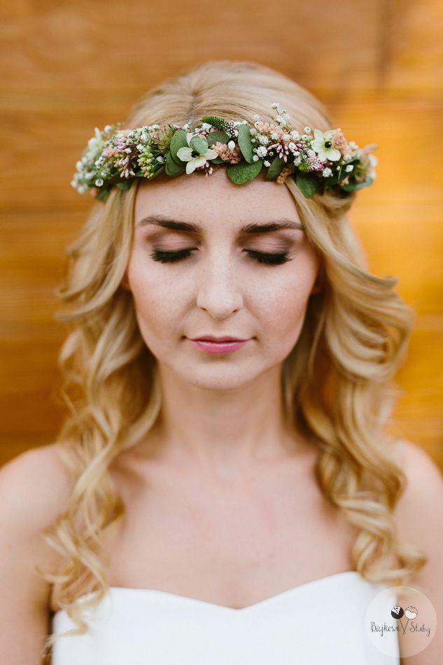 wedding /wianek ślubny / fot. Bajkowe Śluby