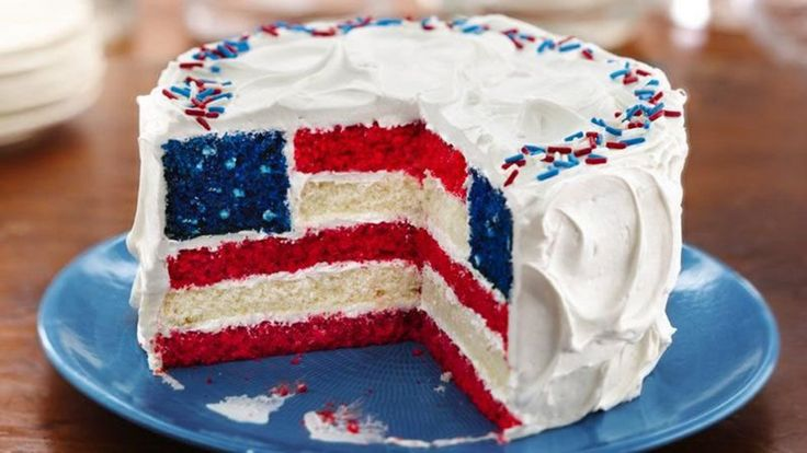 11 American Flag-Themed Foods Your 4th Of July Party Needs: These recipes are so good you'll forget all about the fireworks.