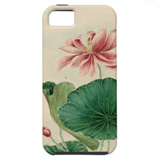 Lotus iPhone 5 Case-Mate Case