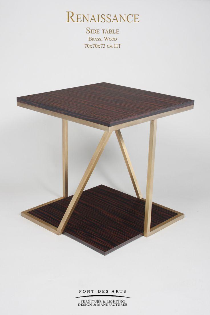 Renaissance side table