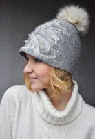 Gallery.ru / Фото #75 - Мои работы. Шляпы. - Shellen